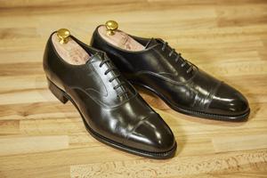 【Instagram LIVE】三陽山長企画課長 猿渡の愛靴磨き