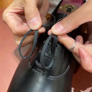 【靴紐の結び方】最短5秒で実践可能!!