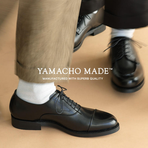 【YAMACHO MADE™】「「STRAIGHT-TIP SHOES」の開発秘話