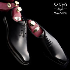 【SANYO Style MAGAZINE】三陽山長の「新たな一足」で新年の第一歩を!