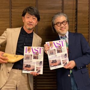 【Instagram LIVE】男の靴雑誌『LAST』菅原編集長出演!