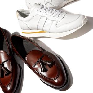 【SANYO Style MAGAZINE】この春夏欲しいのは、軽快かつ上品なローファー&スニーカー