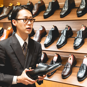 【SANYO Style MAGAZINE】「三陽山長」と考える大人のオンオフ兼用靴の最適解 #1〈前編〉