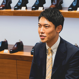 【SANYO Style MAGAZINE】「三陽山長」と考える大人のオンオフ兼用靴の最適解 #3〈前編〉