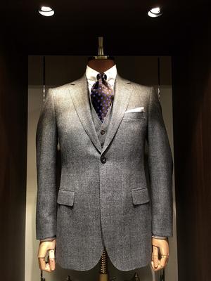 【松坂屋名古屋店】  スーツ&ジャケット&スラックス パターンオーダー早期受注会のお知らせ