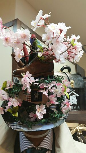 【三越本店】花々祭~HANABANASAI~