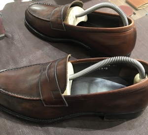 【松坂屋名古屋店】靴磨きサービス券