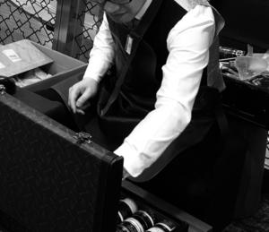【松坂屋名古屋店】三陽山長の企画「 諸澄氏 」に直撃インタビュー!