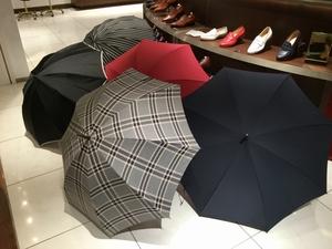 【銀座店】魅せ傘~6月の雨にさす~