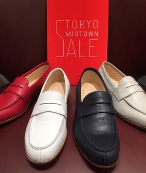 【東京ミッドタウン日比谷店】セールのご案内