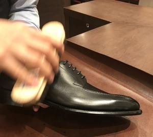 【銀座店】この時期だからこその靴のお手入れ