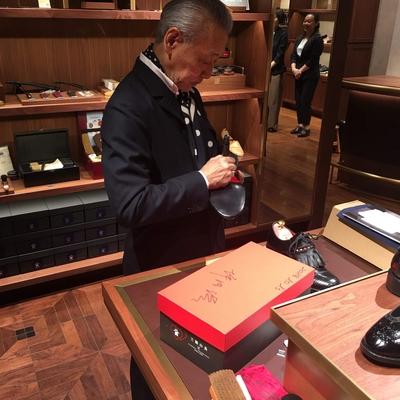 【日本橋髙島屋S.C.店】世界に一足の靴。
