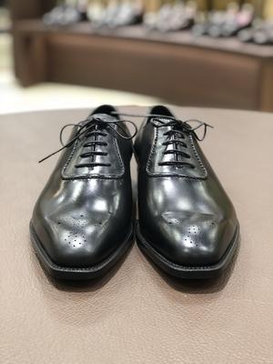 【松坂屋名古屋店】スタッフオーダー靴『琴之介』