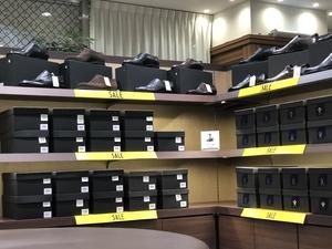 【松坂屋名古屋店】おススメセール靴
