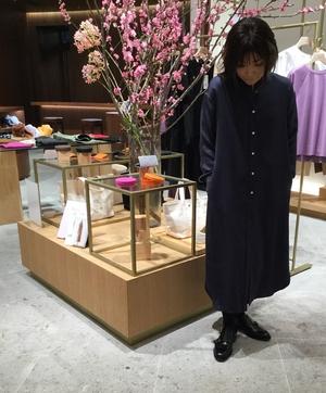 【東京ミッドタウン日比谷店】~源四郎~スタッフのパターンメイド