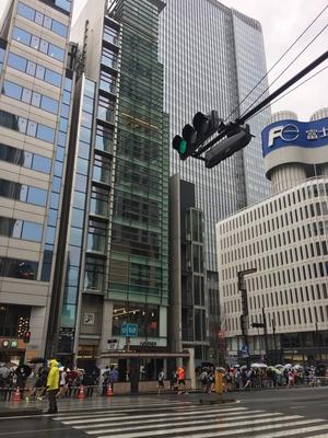 【東京ミッドタウン日比谷店】東京マラソン 2019