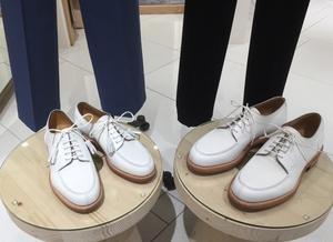 【日本橋髙島屋S.C.店】「白靴」コーディネートby S.ESSENTIALS