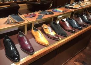 【日本橋髙島屋S.C.店】GW到来!靴のパターンメイド会本日より開催