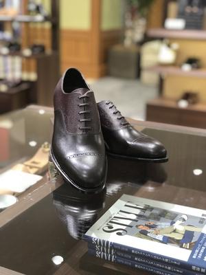 【松坂屋名古屋店】スタッフパターンメイド靴のご紹介