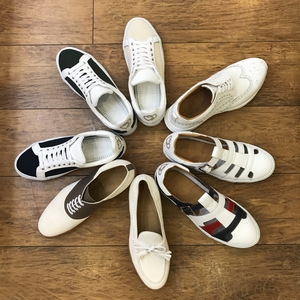 【二子玉川店】今期は白い靴が豊作です!