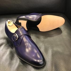 【二子玉川店】お客様誂え靴を履かれて