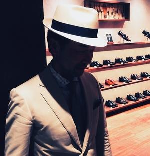 【日本橋髙島屋S.C.店】夏のスーツスタイルを格上げする着こなし