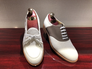 【二子玉川店】梅雨が明けたら履きたい靴