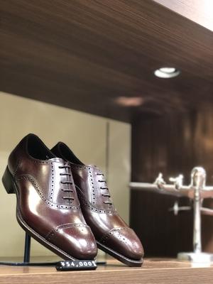 【松坂屋名古屋店】イチ押し セール靴「寿之介」