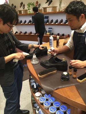 【東京ミッドタウン日比谷店】昨日開催しましたワークショップのスナップ