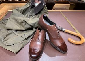 【日本橋髙島屋S.C.店】雨用の靴を用意していますか?
