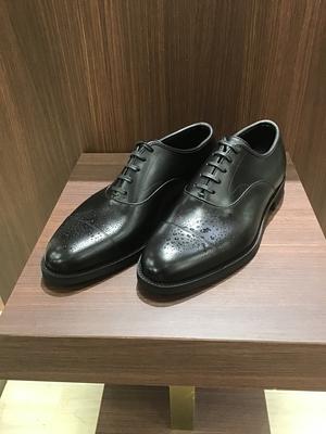 【松坂屋名古屋】靴の雨降り対策