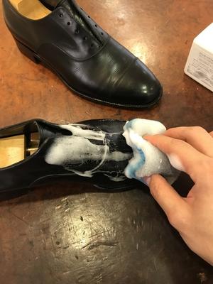 【二子玉川店】靴洗ってみませんか?