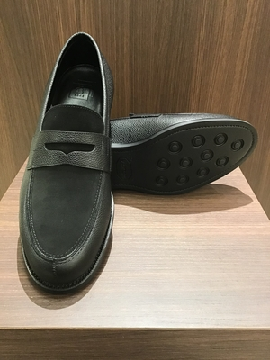 【松坂屋名古屋店】スタッフオーダー靴「弥三郎」