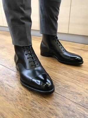 【二子玉川店】お客様誂え靴 その2