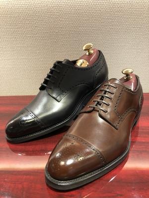 【二子玉川店】休日も革靴と共にお出掛けしましょう!