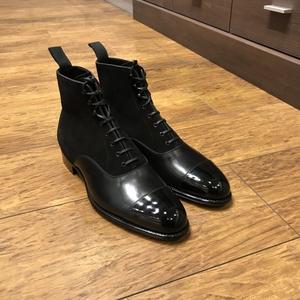 【二子玉川店】お客様誂え靴 その1