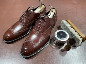 【日本橋髙島屋S.C.店】年末は靴も大掃除!いつもより入念にお手入れしてみませんか?