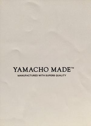 【東京ミッドタウン日比谷店】YAMACHO MADE ~Goodyear welted construction ~ 入荷