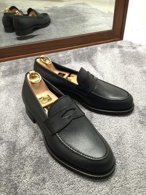 【東京ミッドタウン日比谷店】お客様誂え靴~弥伍郎~