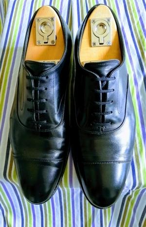 【日本橋三越本店】 三陽山長スタッフの愛靴