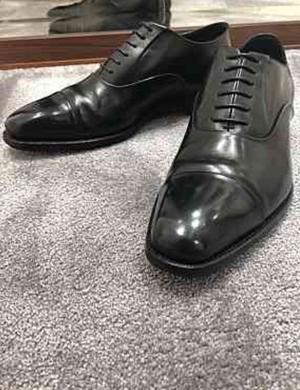 【東京ミッドタウン日比谷店】三陽山長スタッフ愛靴