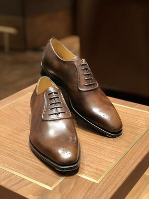 【ミッドランドスクエア店】お客様オーダーメイド靴のご紹介