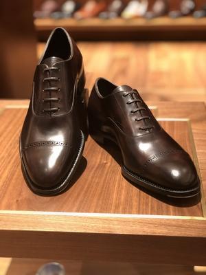 【ミッドランドスクエア店】お客様オーダー靴のご紹介