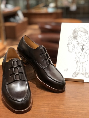 【ミッドランドスクエア店】裏メニューオーダースタッフ靴
