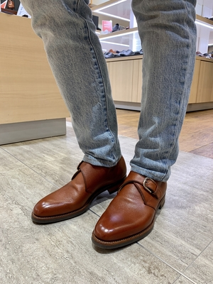 【二子玉川 店】お客様お誂え靴