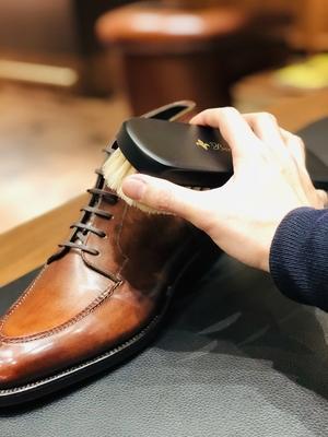 【ミッドランドスクエア店】靴を大事にしよう!