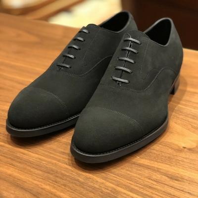 【ミッドランドスクエア店】三陽山長スタッフのオーダー靴紹介