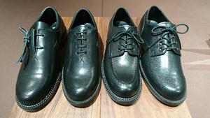 【ミッドランドスクエア店】タフでモダンな男の革靴 EX-LINE