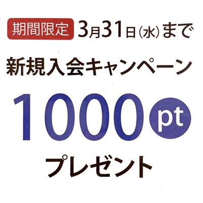 【 二子玉川店 】SANYO MEMBERSHIP新規登録キャンペーン開催!!!