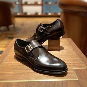 【ミッドランドスクエア店】お客様のオーダー靴のご紹介